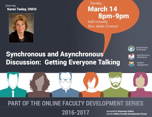 Online Faculty Development Series